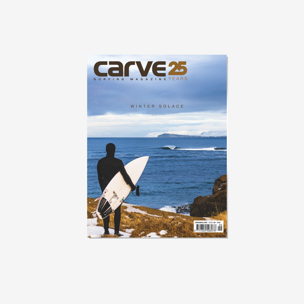 Carve Issue 199 - 25th Anniversary Issue