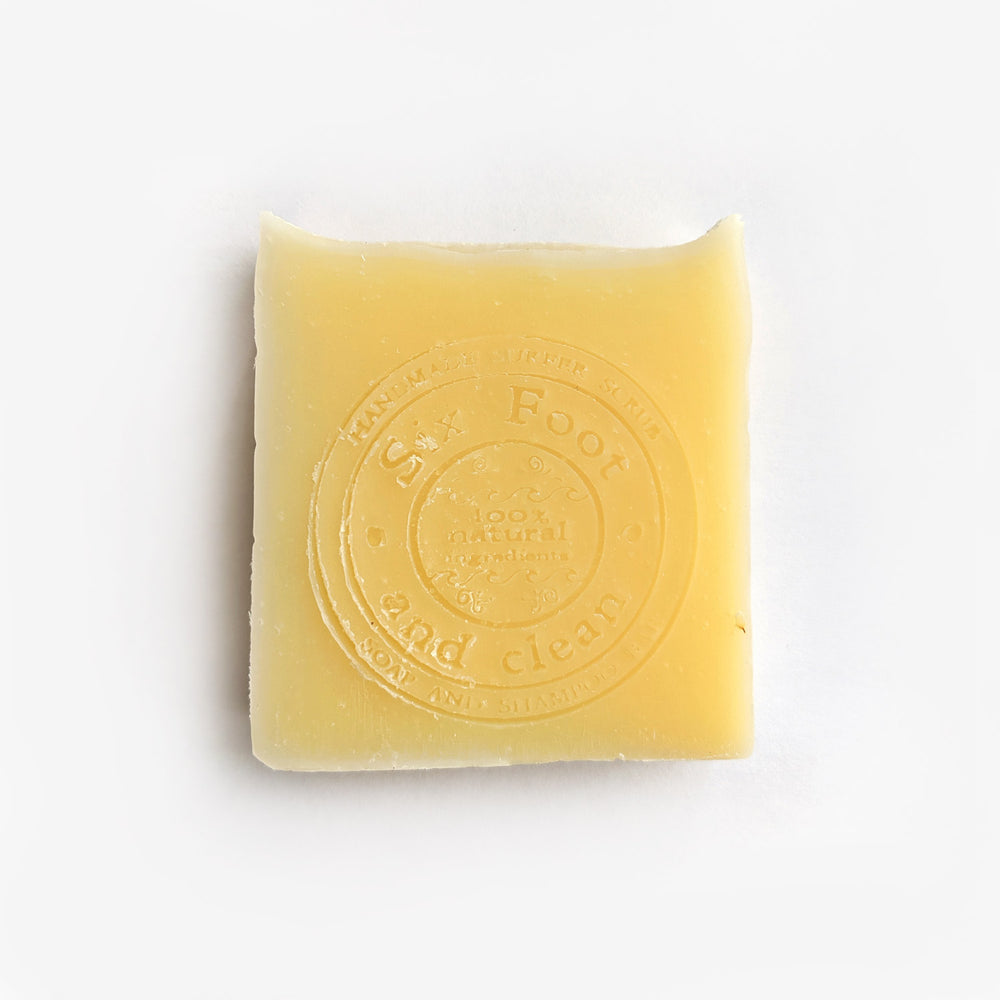 'Head High & Clean' 100% Natural Shampoo Bar