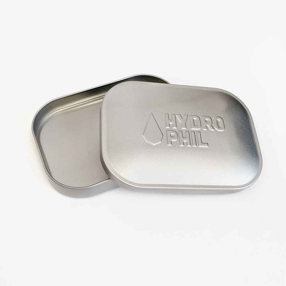 Stainless Steel Soap Case by Hydrophil