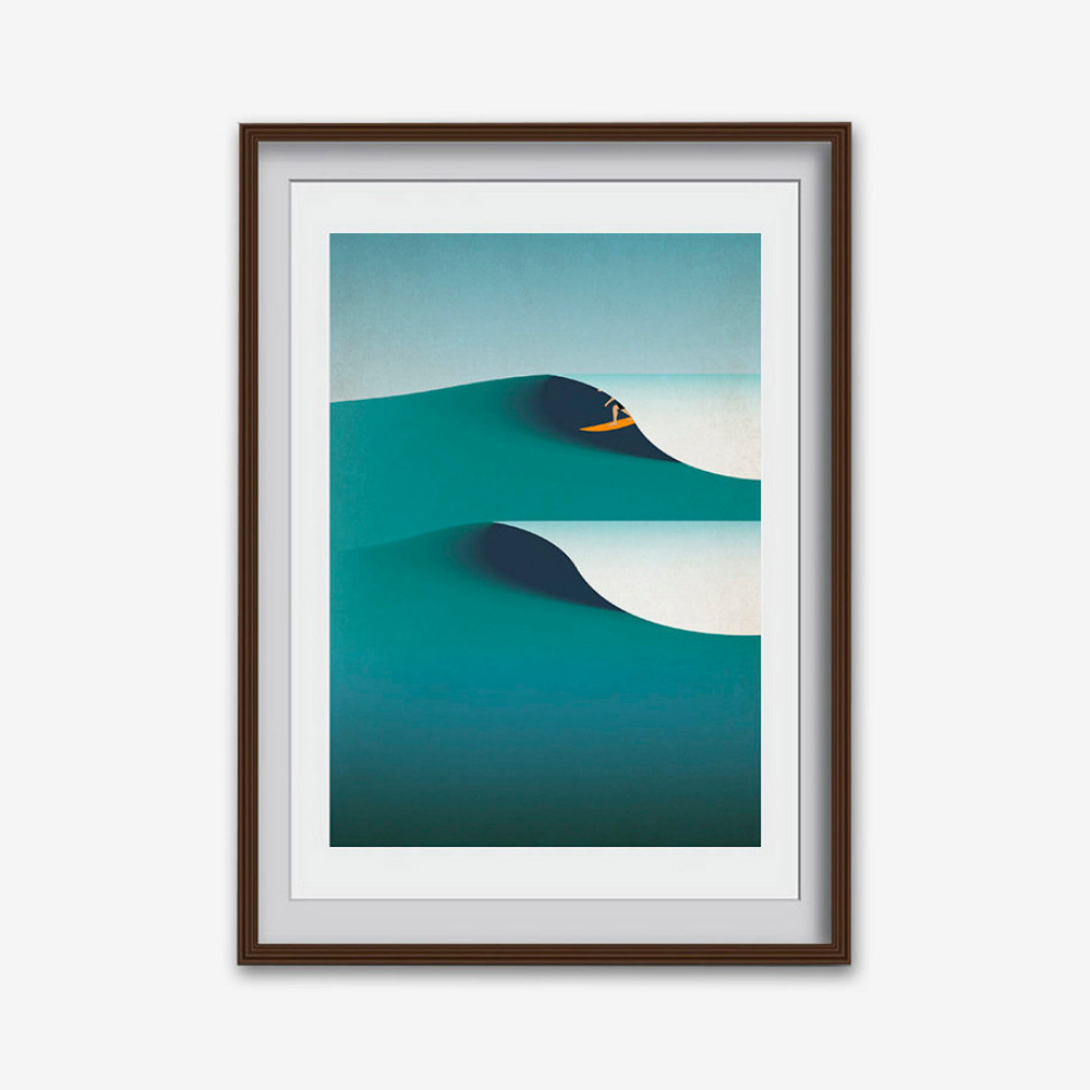 'September Waves' Print (various sizes)
