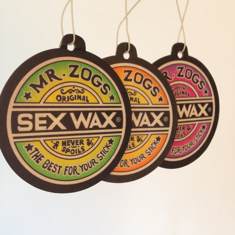 Sexwax Air Freshener - Coconut