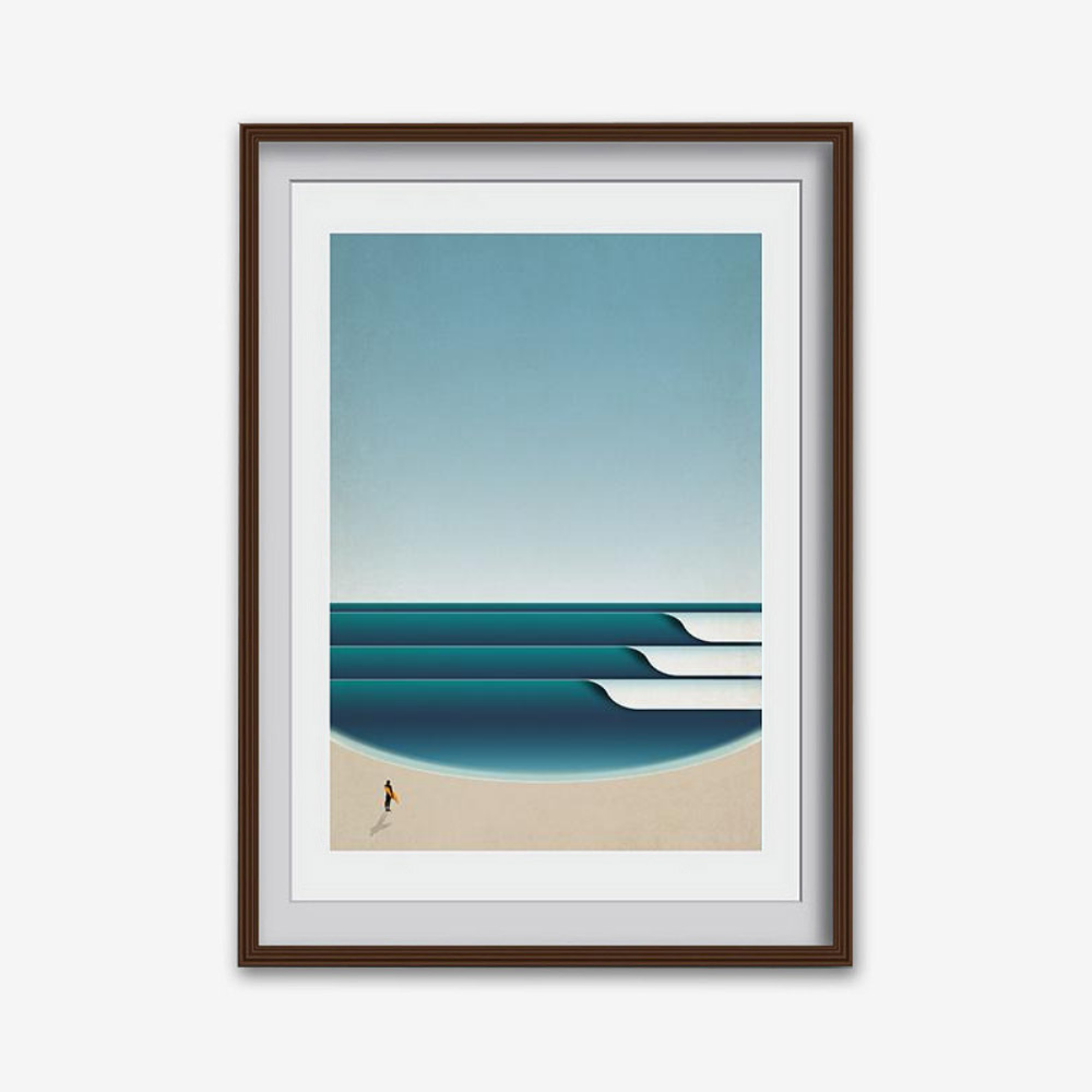 'The Bay' Print (various size)