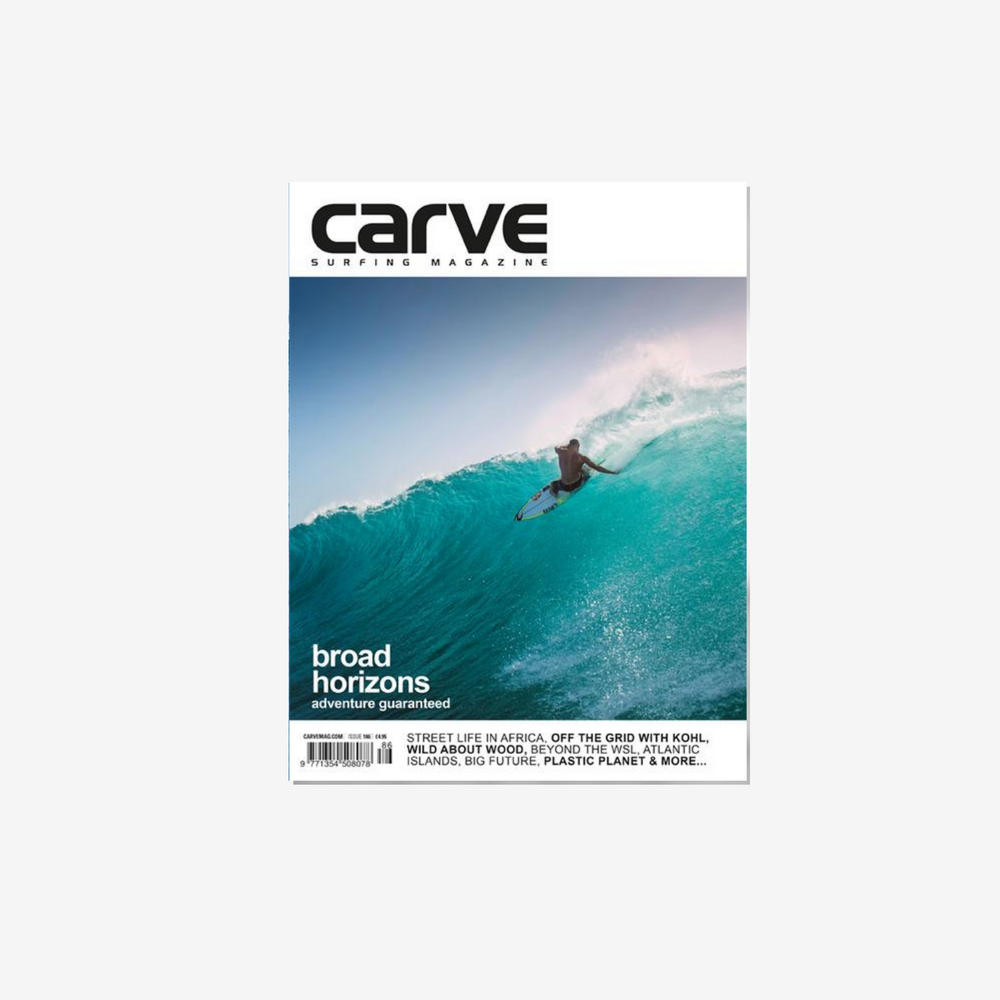 Carve Surf Shop Surfing Magazine Issue 186 Mens Mag
