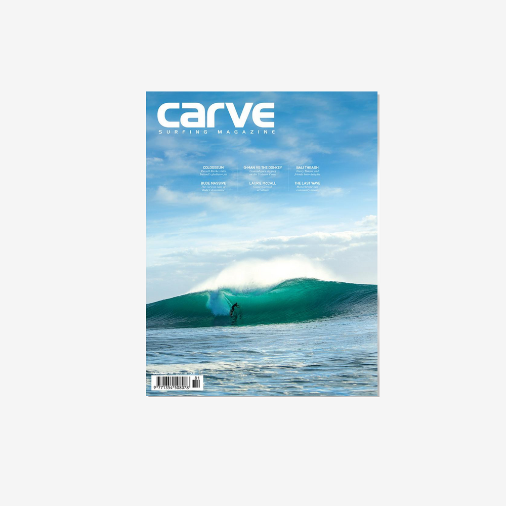 Carve Surf Shop Surfing Magazine Issue 181 Mens Mag
