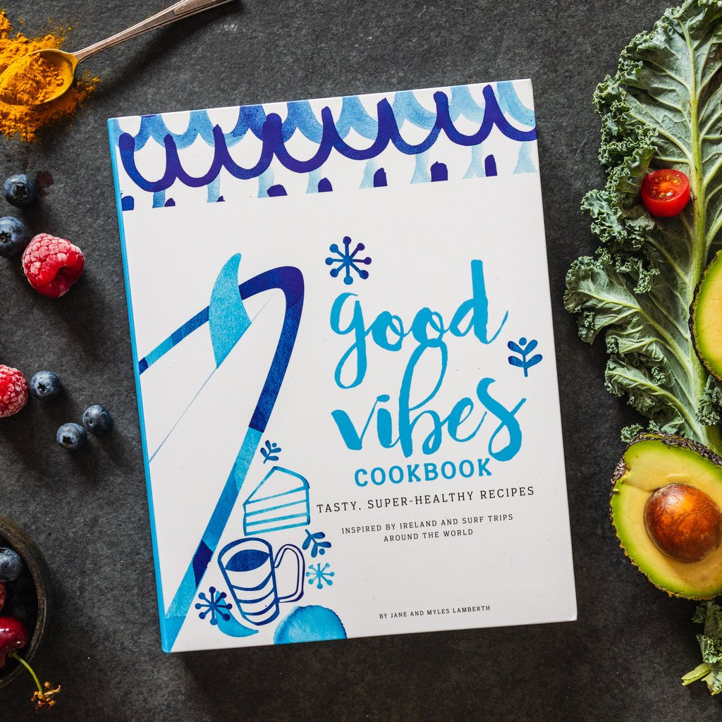The Carve Shop Good Vibes Cookbook Book Recipe Food Cooking Guide