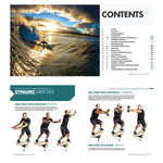 Carve Advanced Surf Fitness For High Performance Surfing Book Manual Books For Surfers Surfing Books Guide