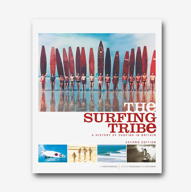 Carve Magazine Shop The Surfing Tribe Book