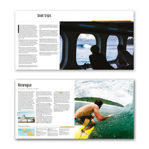 Carve The Longboard Travel Guide Book Manual