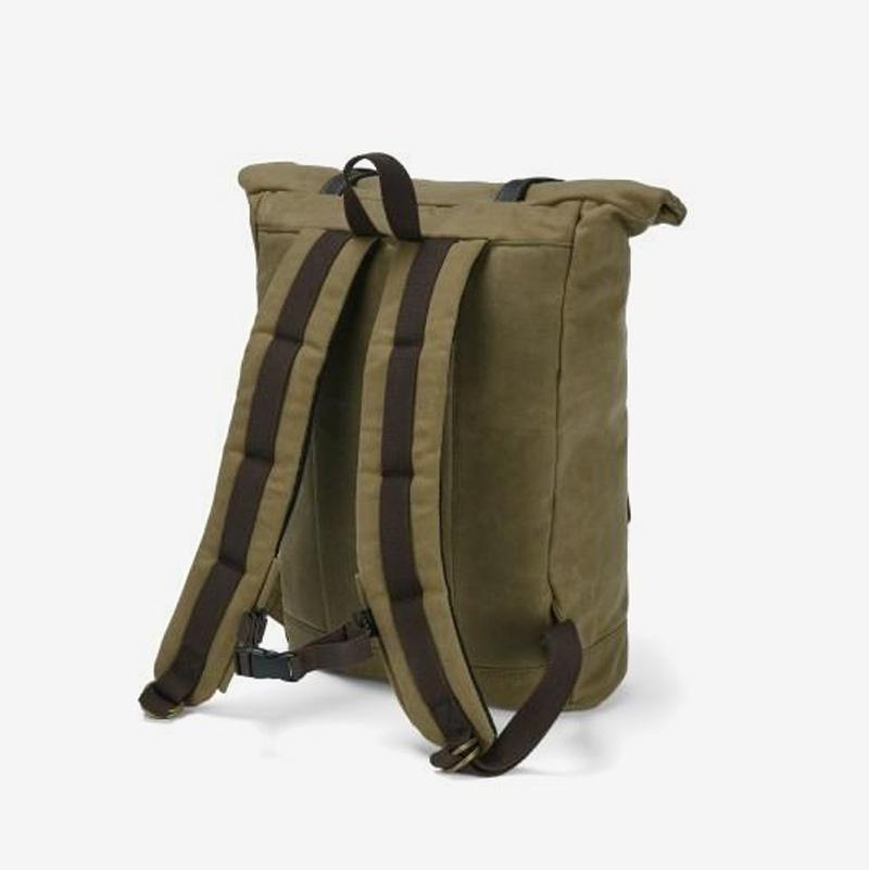 Carve Shop Northcore Waxed Canvas Backpack