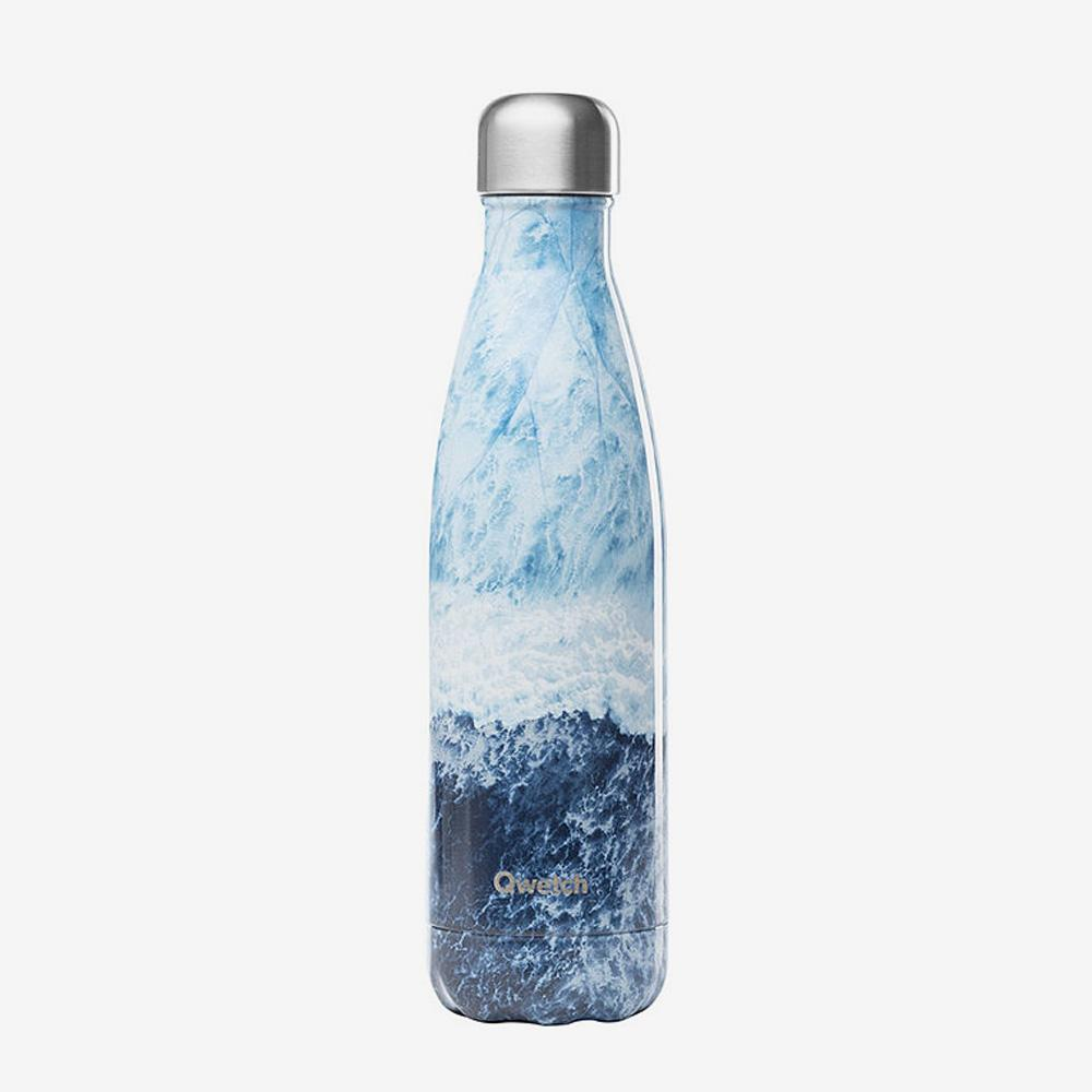 Ocean Lover Insulated Stainless Steel Bottle by Qwetch