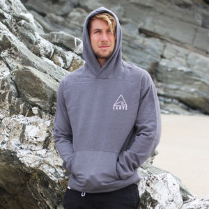 Carve Shop Carve Single Wave Recycled Hoodie Jumper Sweater Top Surf