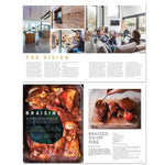 Carve Surf Café Living Book Cook Book