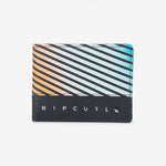 Carve Surf Shop Magazine Store Rip Curl All Day Stripes Mens Faux Leather Wallet
