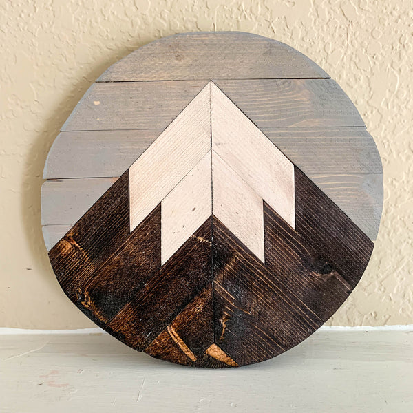 Round Mountain - Small