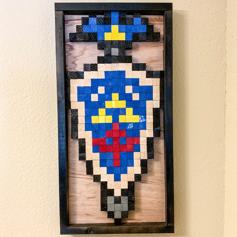 Hero's Shield - Large
