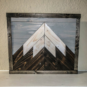 Square Mountain - Large