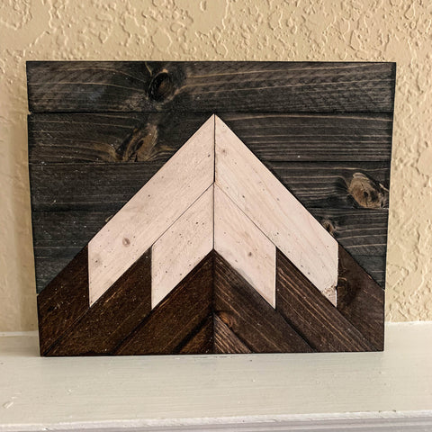 Square Mountain - Small