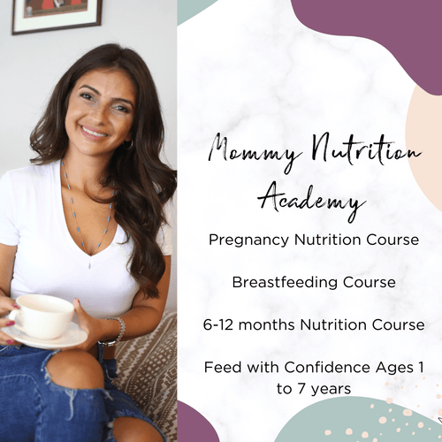 MOMMY NUTRITION ACADEMY