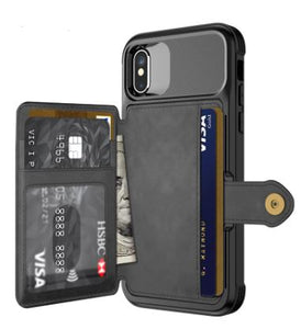 Heavy Duty Wallet Case - TechStravagant