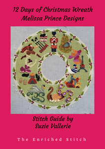 12 Days of Christmas Stitch Guide
