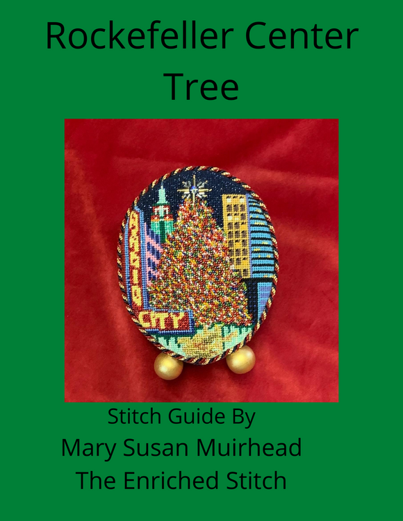 Rockefeller Center Christmas Tree Stitch Guide