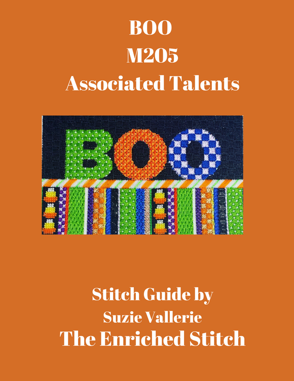 BOO Stitch Guide