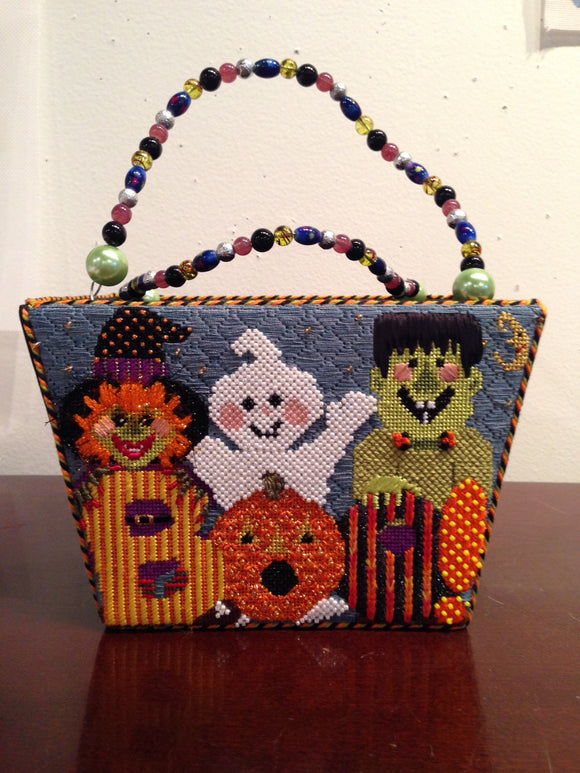 Boo Basket Stitch guide