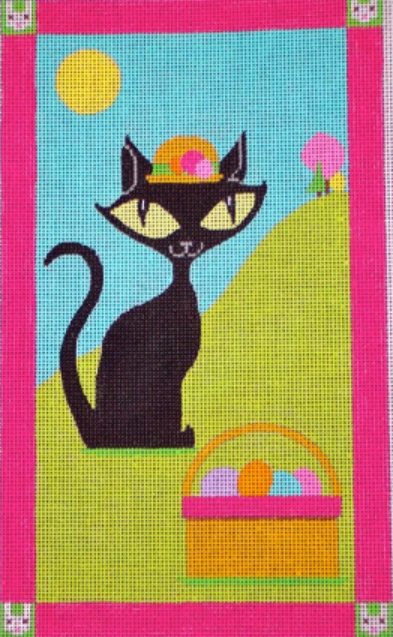 C103 C Easter Bunny Kitty