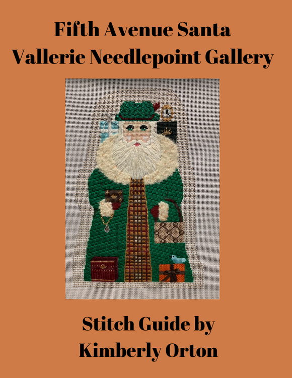 Fifth Avenue Santa Stitch Guide