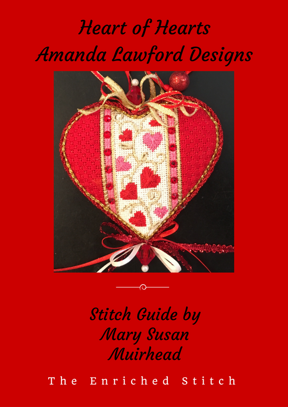 Heart of Hearts Stitch Guide