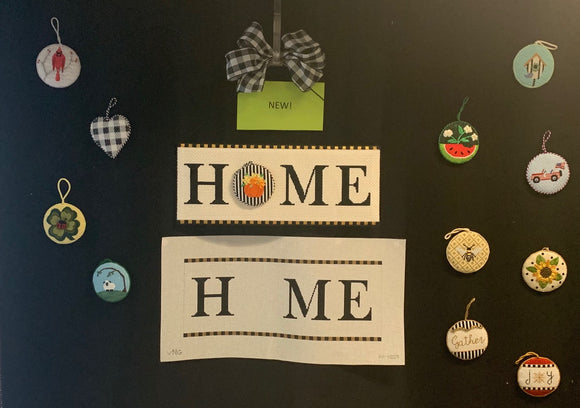 HOME Interchangeable Needlepoint Club