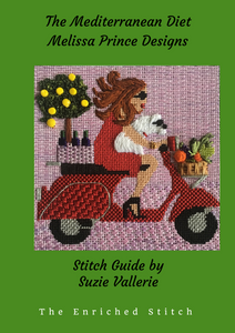 Mediterranean Diet Stitch Guide