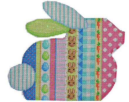 BR-802 Vertical Pattern Bunny