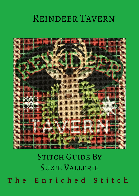 Reindeer Tavern Stitch Guide