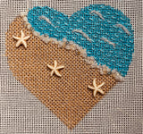 Beach Love Stitch Along with Suzie
