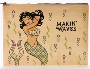 Makin' Waves Project Pouch