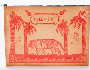 Full of Shit Project Pouch
