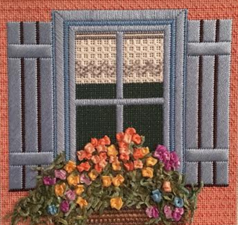 Blue Shutters T-5A Stitch Guide