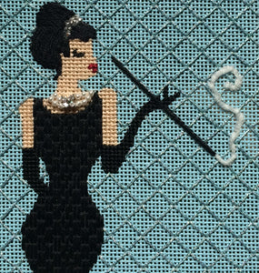 Breakfast At Tiffany's Stitch Guide