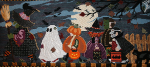 Halloween March Stitch Guide