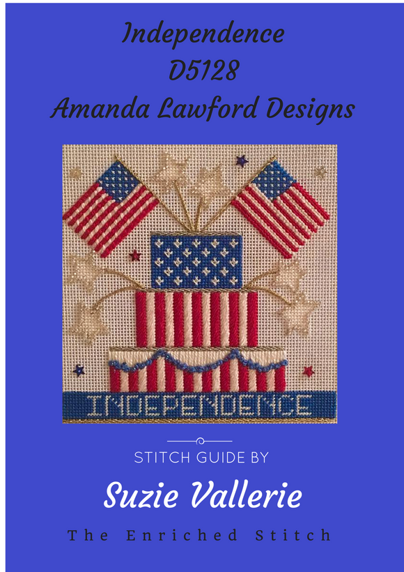 Independence Stitch Guide