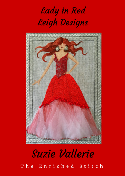 Lady in Red Stitch Guide