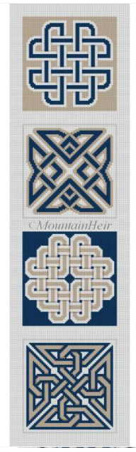 MH0505 Celtic Knots Coaster Set