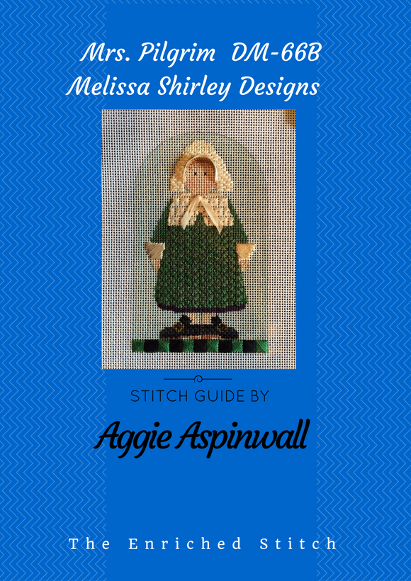 Mrs. Pilgrim Stitch Guide