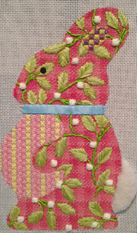 Pink Bunny Stitch Guide