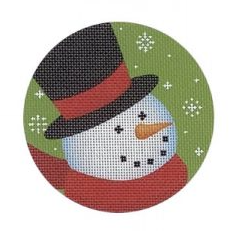 SN49 Traditional Top Hat Snowman