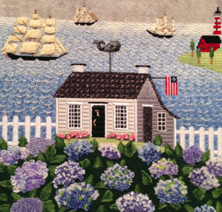 Summer at the Shore Stitch Guide