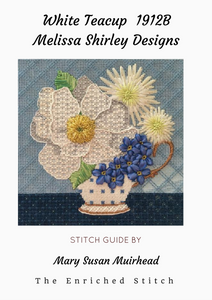 White Teacup Stitch Guide