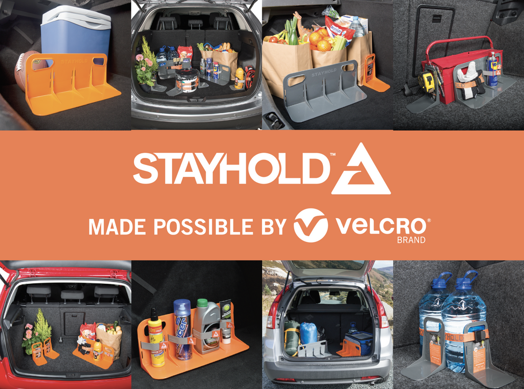STAYHOLD™ Announces Strategic Partnership with Velcro Companies