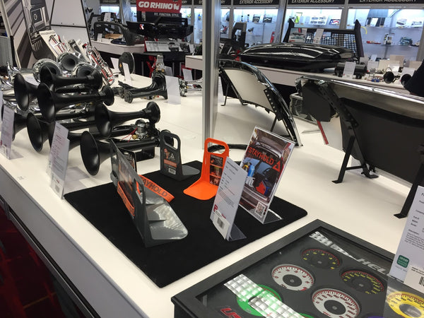 Stayhold in new product showcase at SEMA Las Vegas 2015